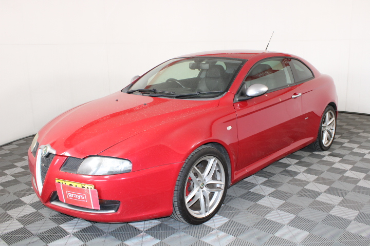 2008 Alfa Romeo GT JTS 125 Manual Coupe