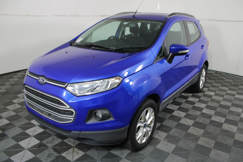 2015 Ford Ecosport Trend BK Wagon 133,199km