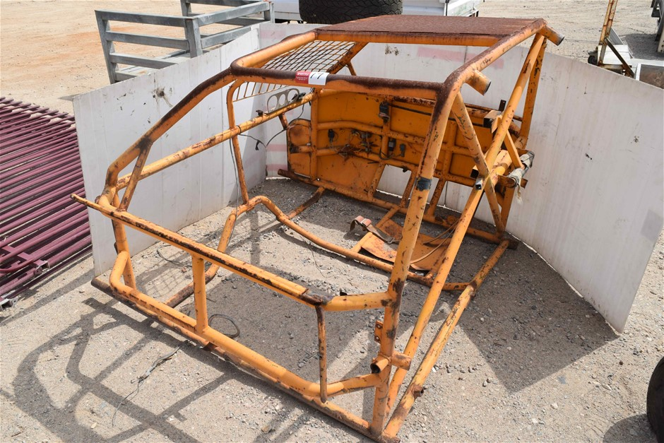 Steel Framed Speed Car/Hotrod Roll Over Protection Cage