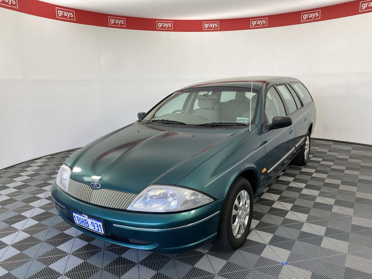 1999 Ford Falcon Forte AU Automatic Wagon