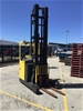 <p>2012 Hyster  R2.0H Reach Forklift</p>