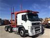 <p>2003 Volvo FM12 6 x 4 Prime Mover Truck</p>