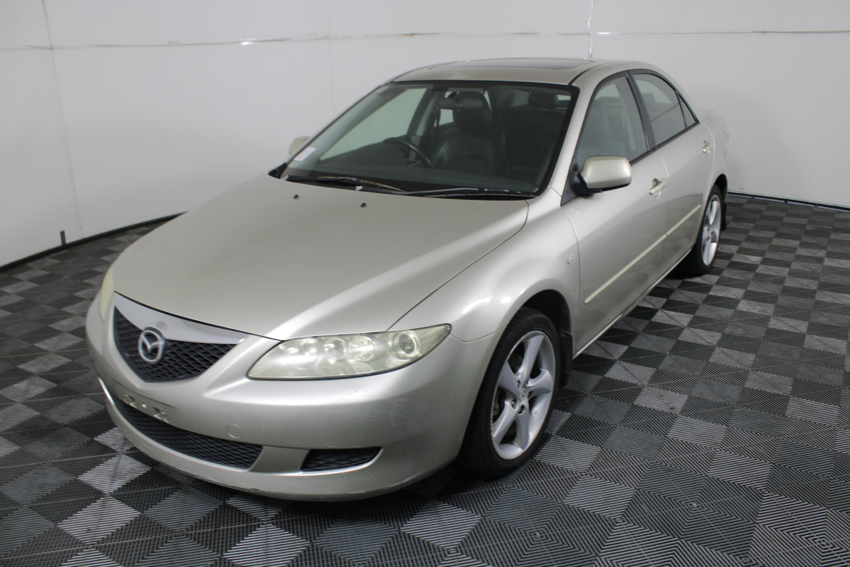 2002 Mazda 6 Luxury Automatic Sedan