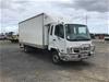 <p>2008 Mitsubishi Fuso FK 600 4 x 2 Pantech Truck</p>