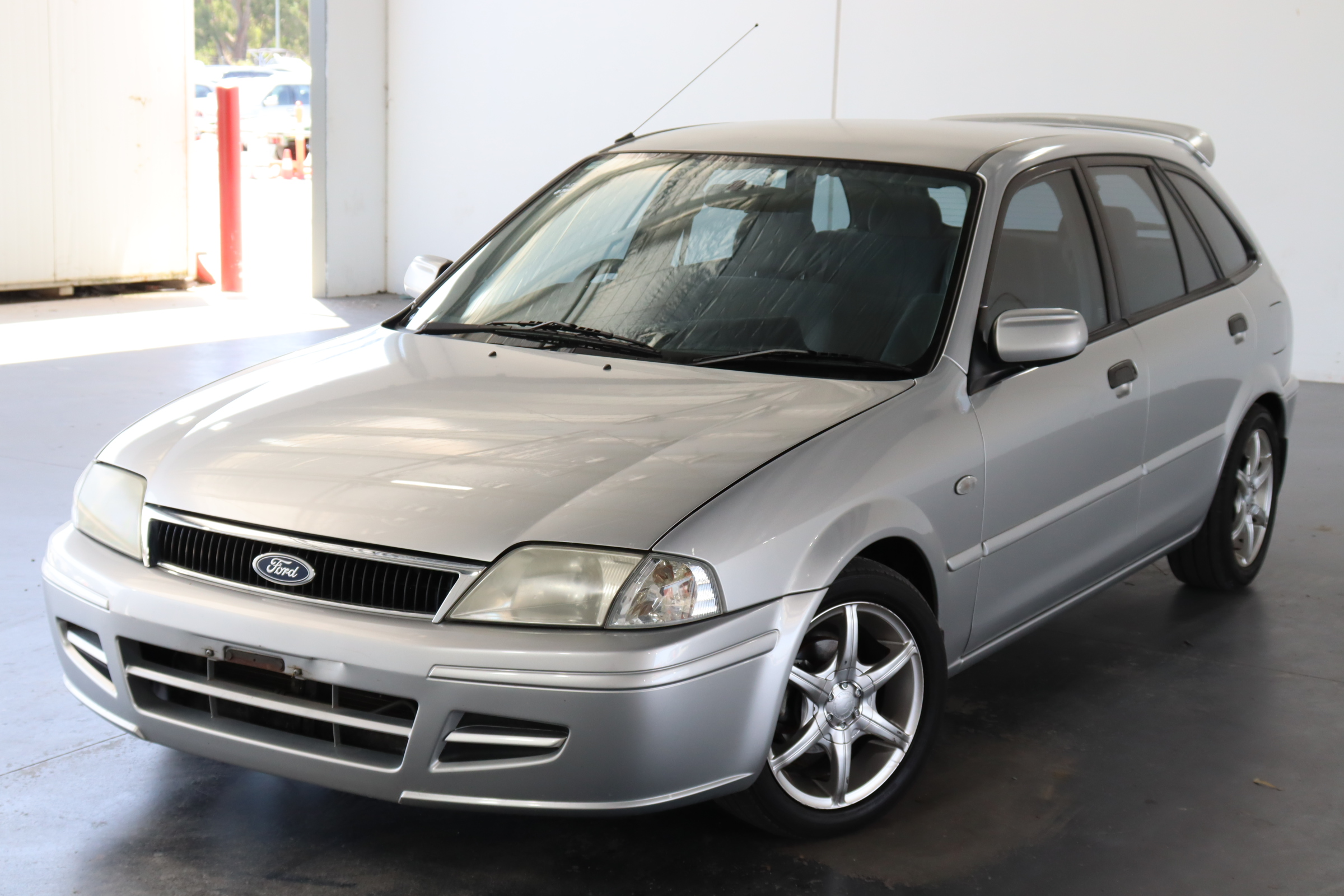 2001 Ford Laser LXi KQ Automatic Hatchback