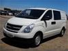 2009 Hyundai iLOAD TQ Turbo Diesel Automatic Van