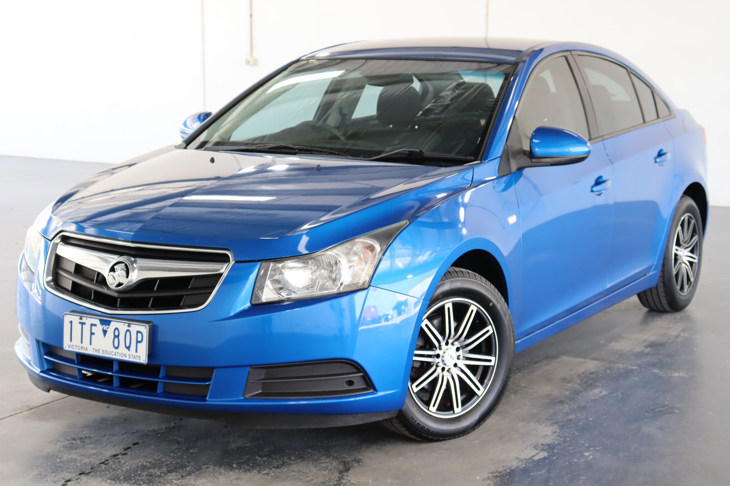 2009 Holden Cruze CD JG Automatic Sedan