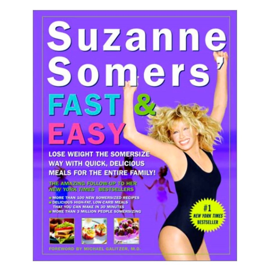 SUZZANE SOMERS by GARY MEHIGAN. Buyers Note - Discount Freight Rates Apply