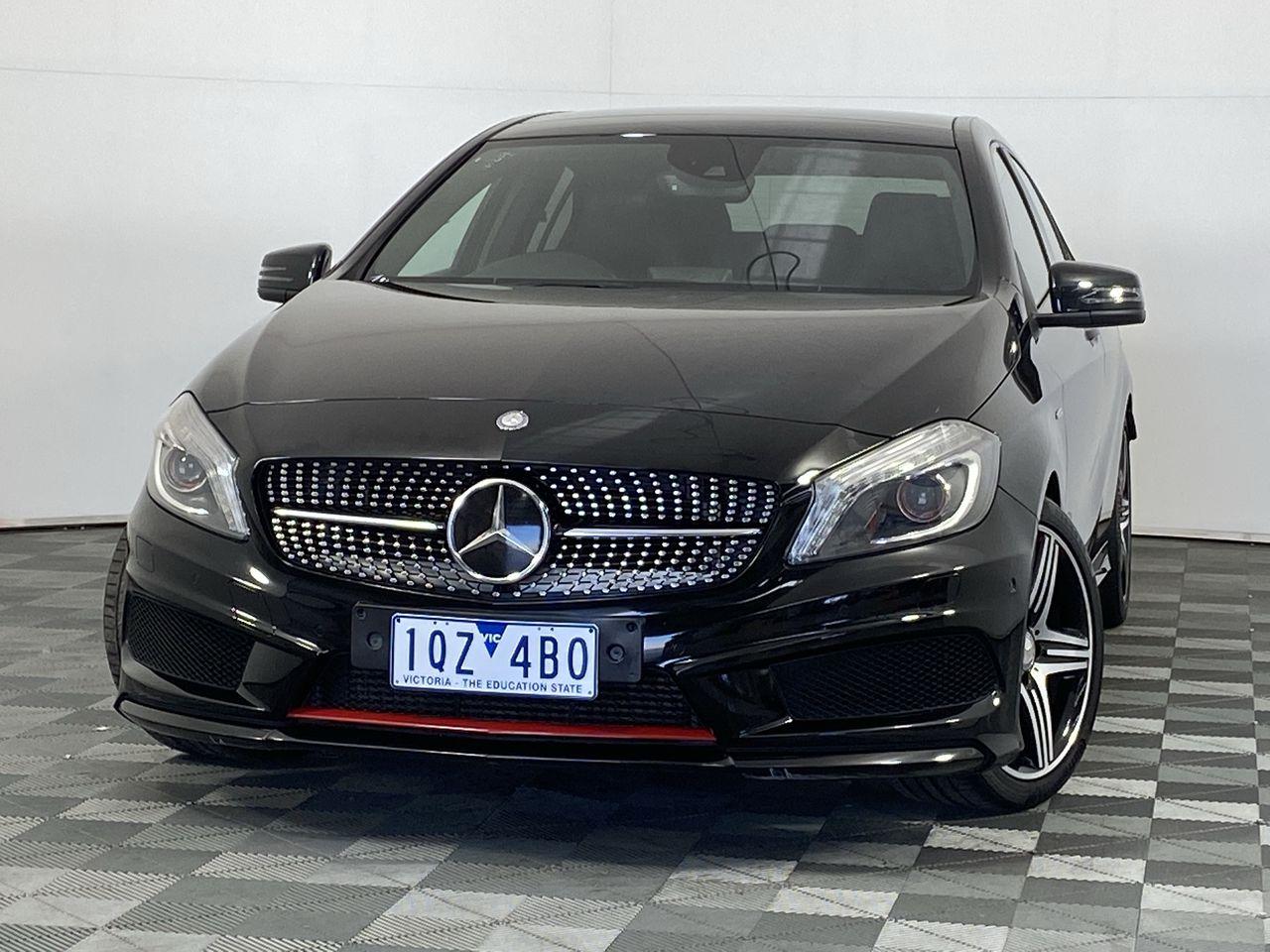 2014 Mercedes Benz A-Class A250 Sport W176 Automatic Hatchback