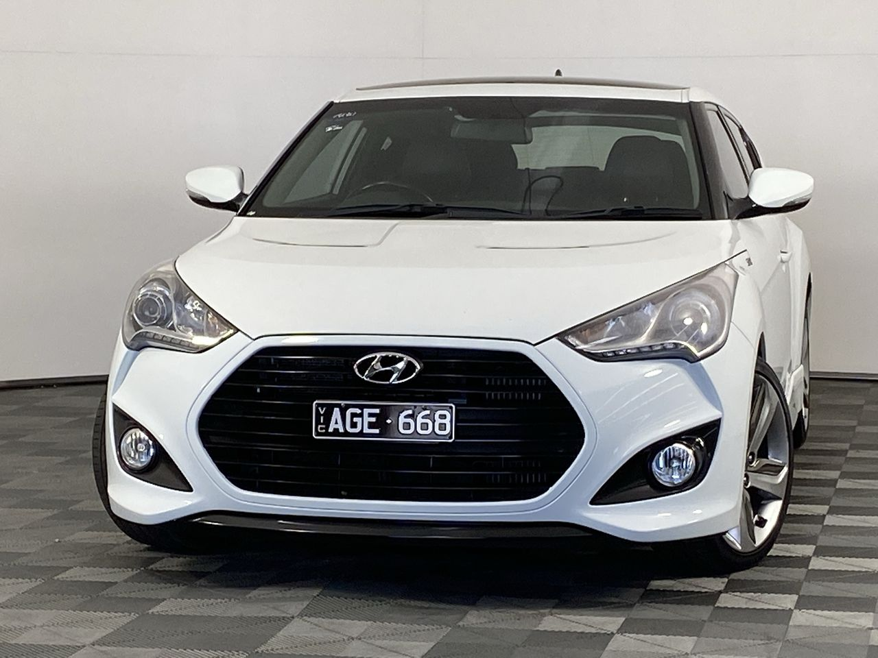 2014 Hyundai Veloster SR TURBO FS Automatic Coupe