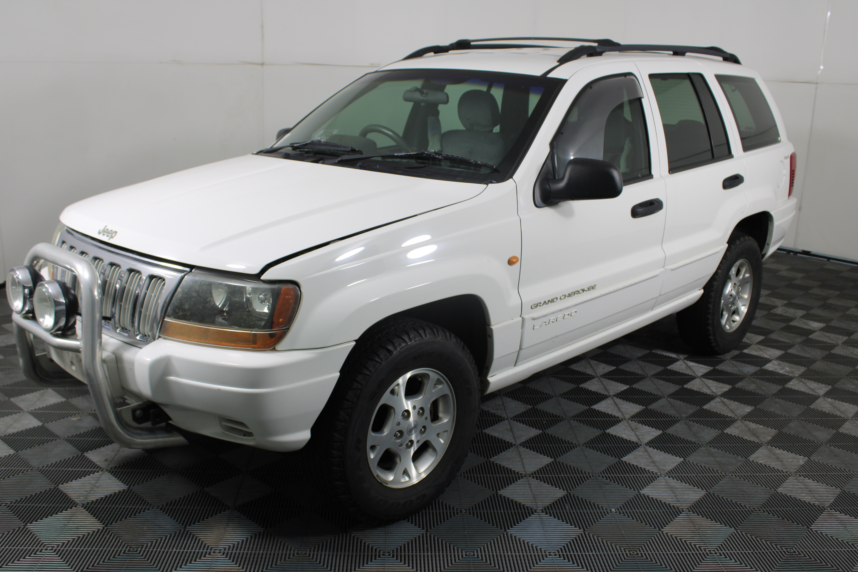 2000 (2001) Jeep Grand Cherokee Laredo (4x4) V8 WJ Automatic Wagon