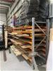 Qty 4 x Bays of Pallet Racking