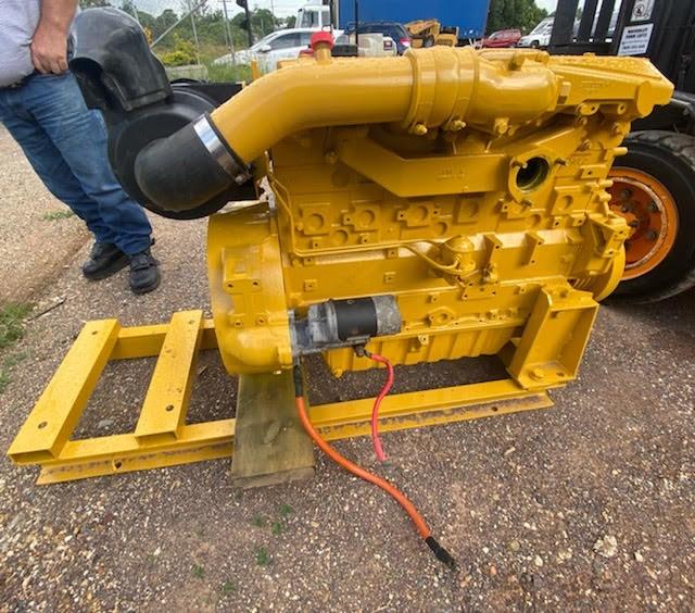 2006 Caterpillar 3056 6 Cylinder Diesel Motor