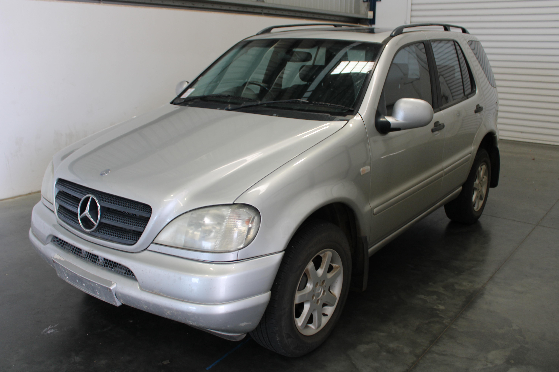 1999 Mercedes Benz ML 430 (4x4) W163 Automatic Wagon