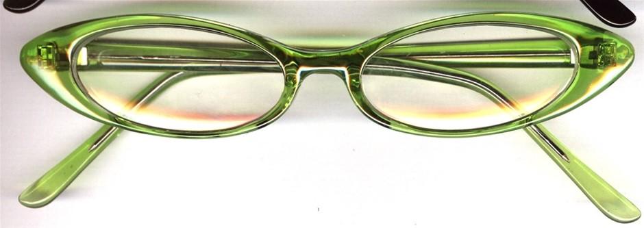 CECILY 5 Reading Glasses: Apple 2 x +3.00, Multi Spot 1 x +1.50 & 2 x +3.00
