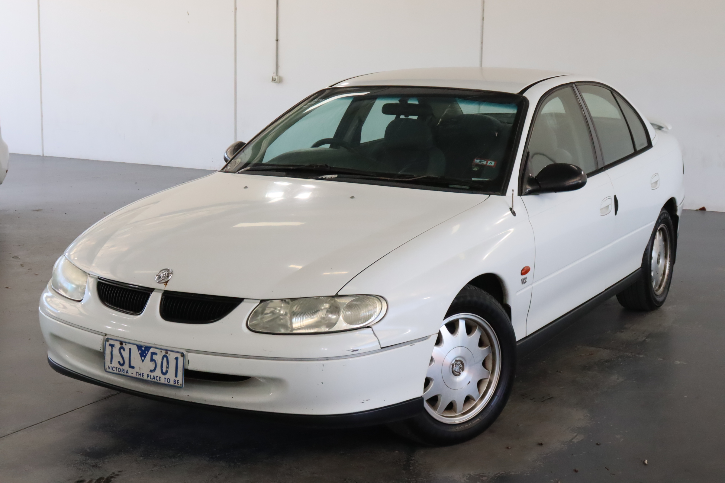 1998 Holden Commodore 50 Anniversary Edition VT Automatic Sedan