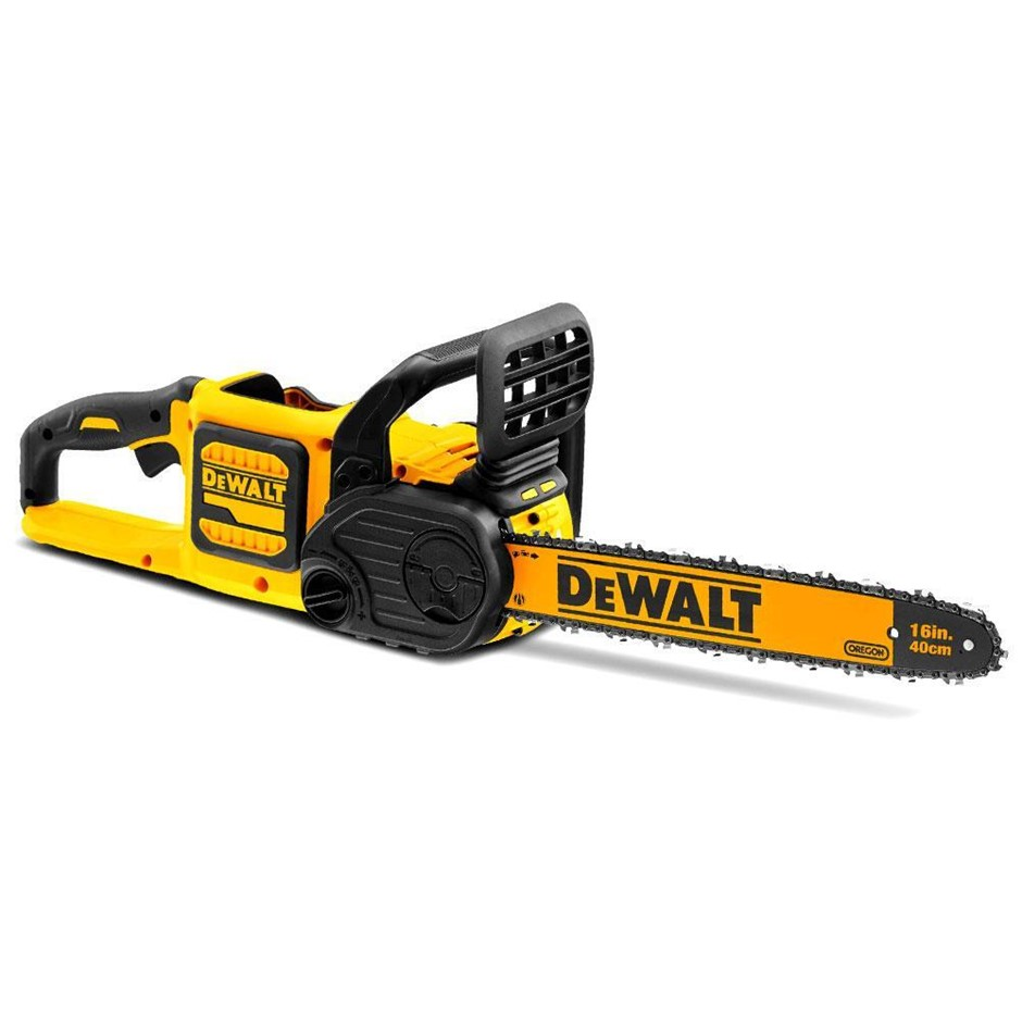 DEWALT 54V XR FlexVolt 40cm Chainsaw. Skin Only. N.B. Does not turn on. Lim