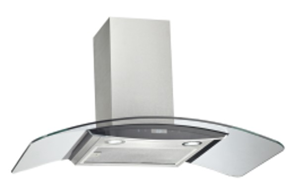 Domain 900mm Wall Mounted Rangehood - Model PCR-90C