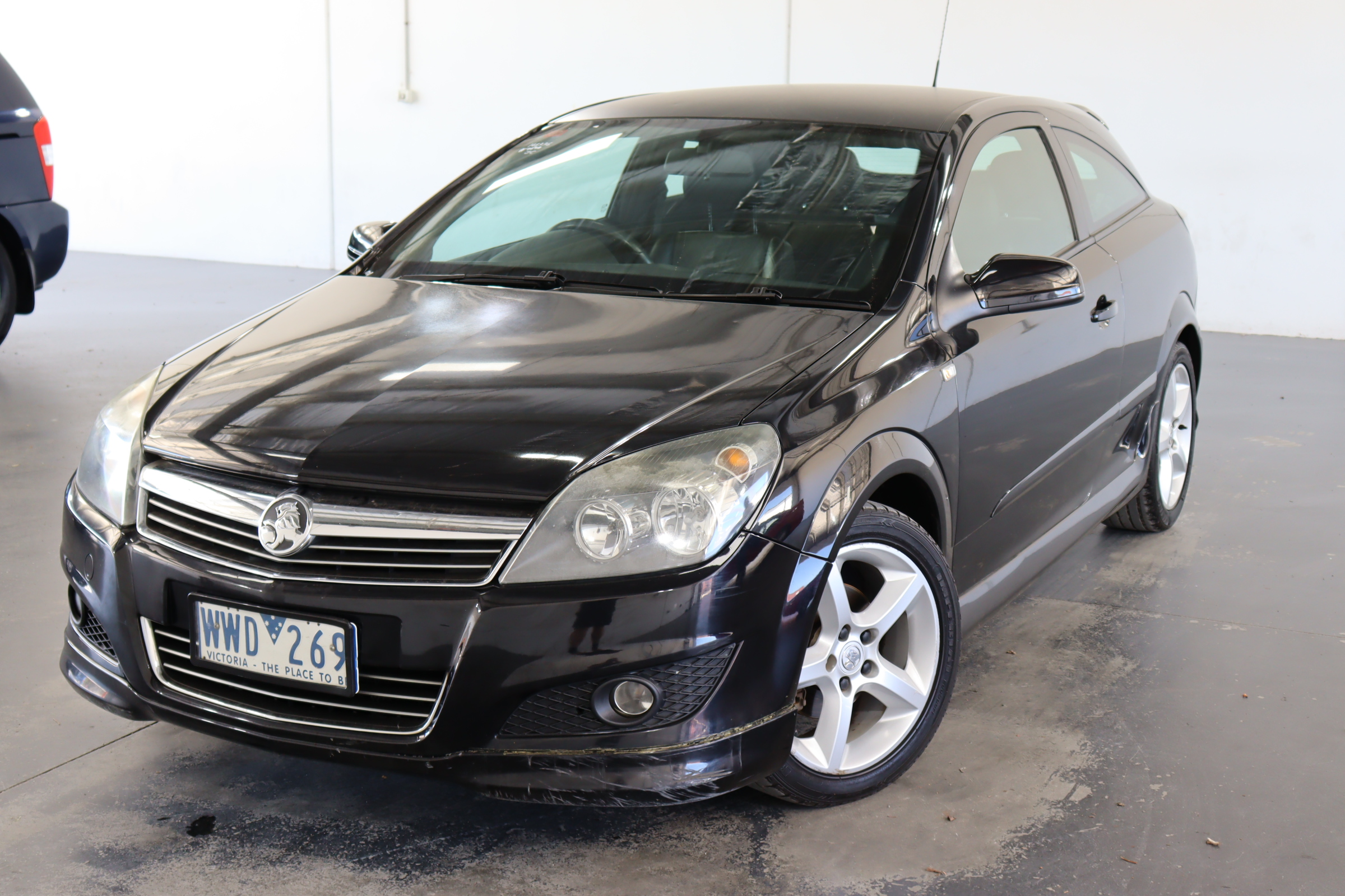 2009 Holden Astra SRi AH Manual Hatchback