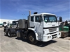 <p>2011 Iveco 2350 6 x 4 Cab Chassis Truck</p>