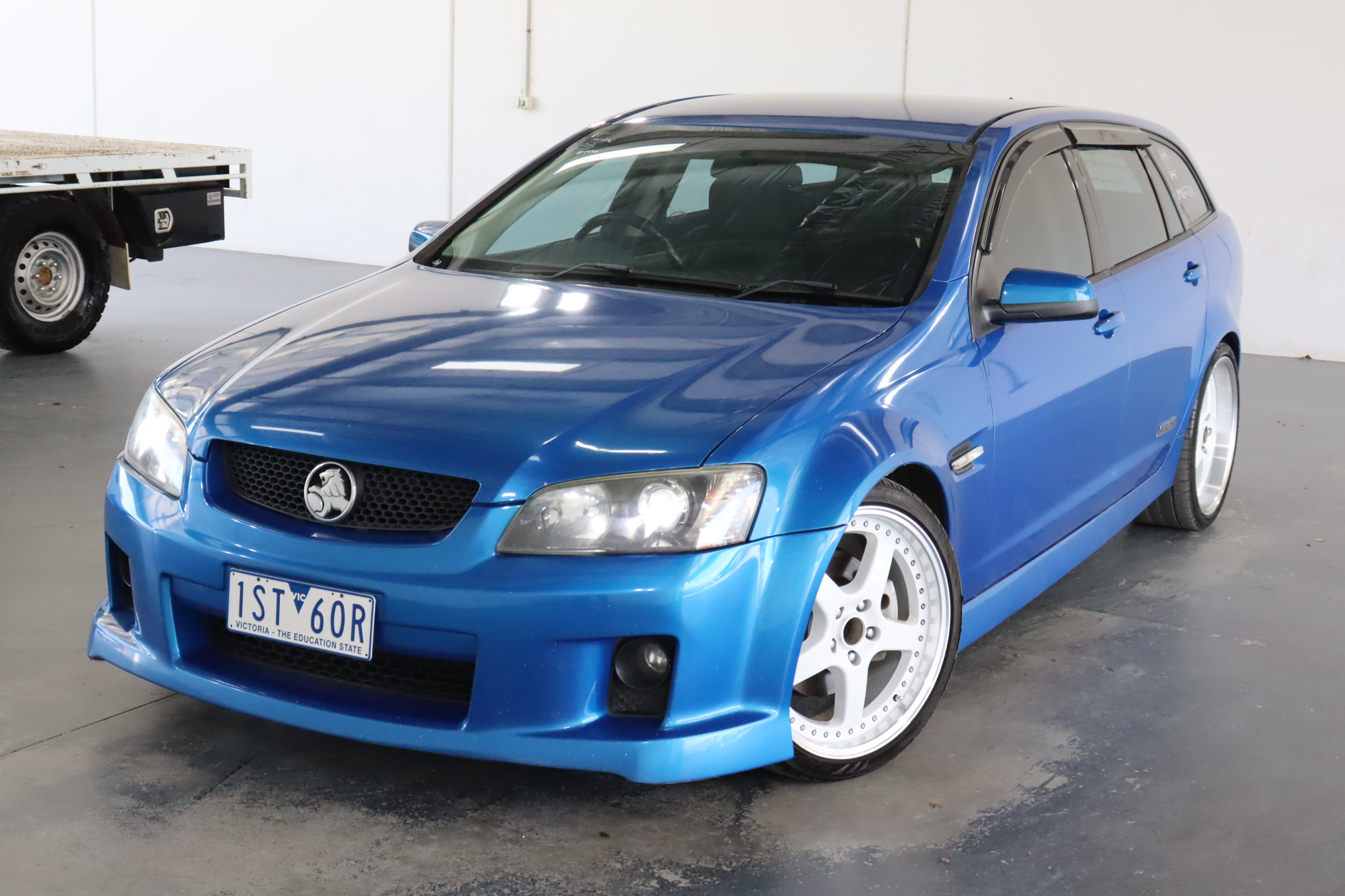 2008 Holden Commodore SS-V VE Manual Wagon