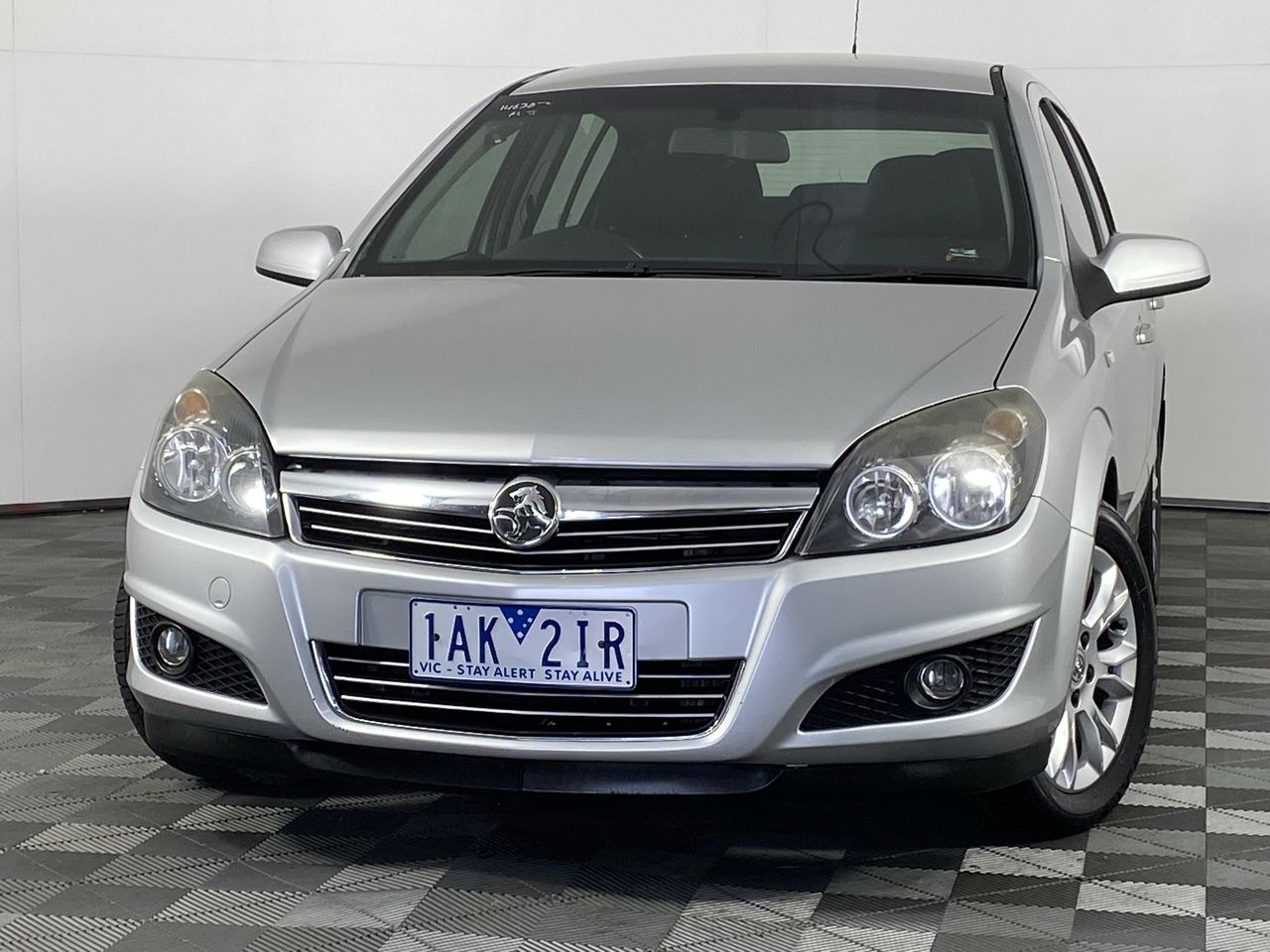 2009 Holden Astra CDTI AH Turbo Diesel Automatic Hatchback