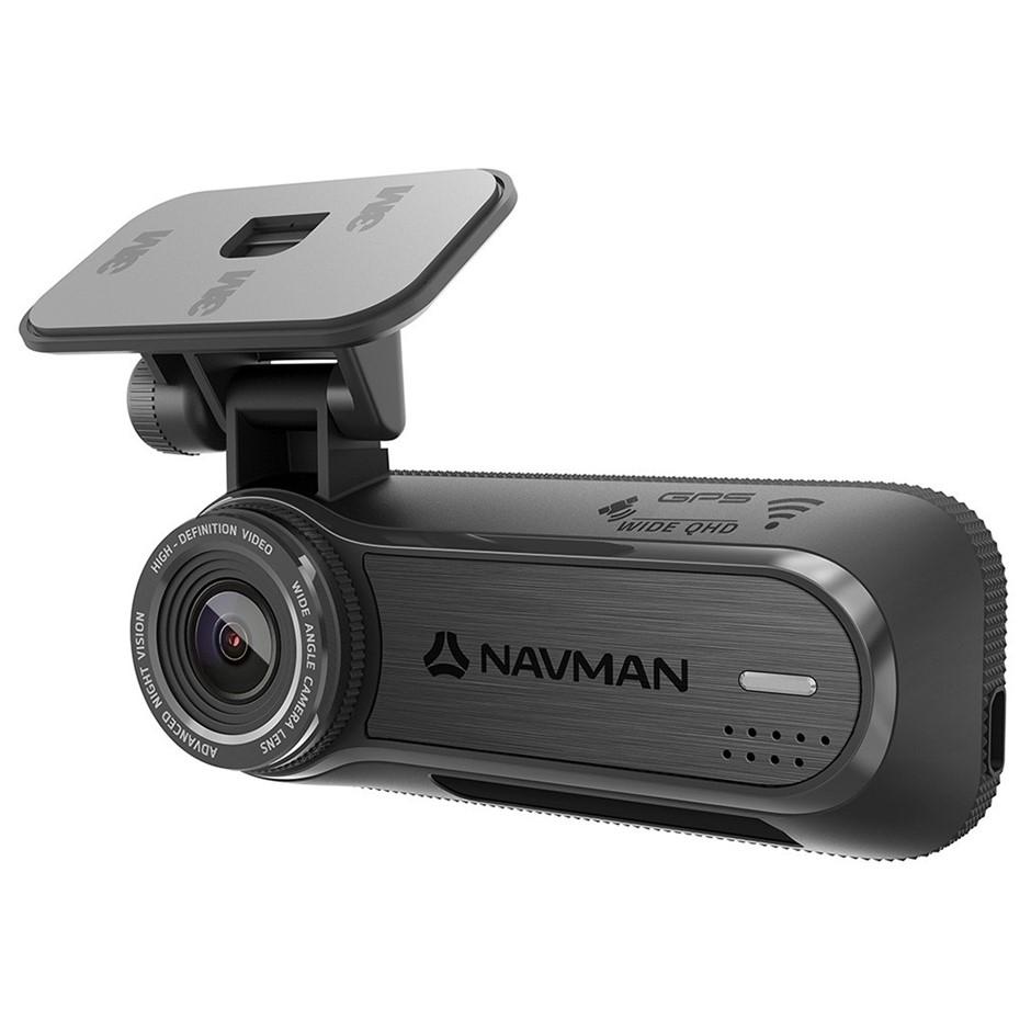 2 x NAVMAN MiVue Stealth Dashcam with Vehicle Adaptor. Vehicle Adaptor. N.B