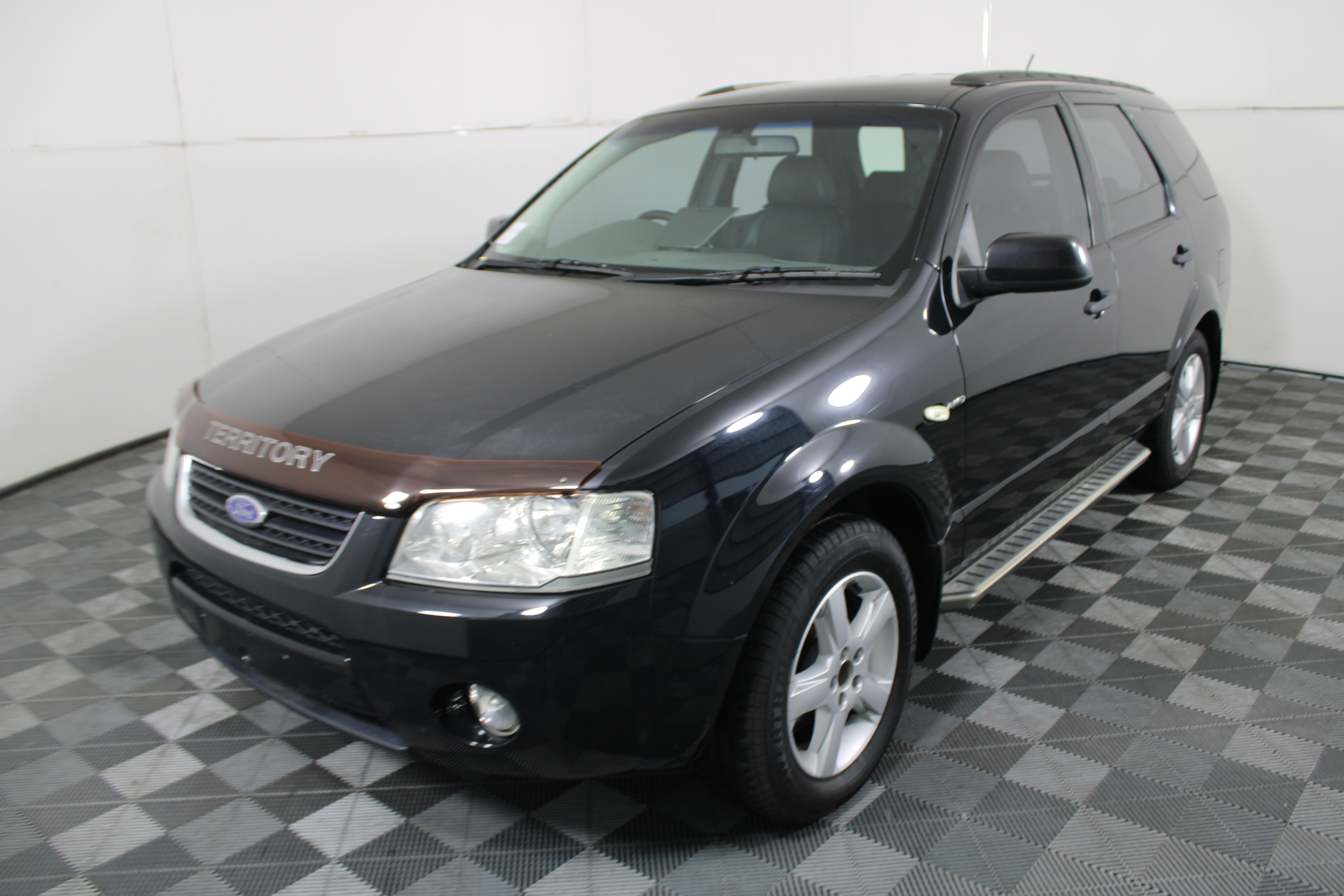 2007 Ford Territory SR (4x4) SY Automatic 6 Speed Auto Wagon
