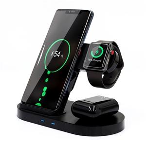 mbeat Gorilla Power 3-in-1 Wireless Char