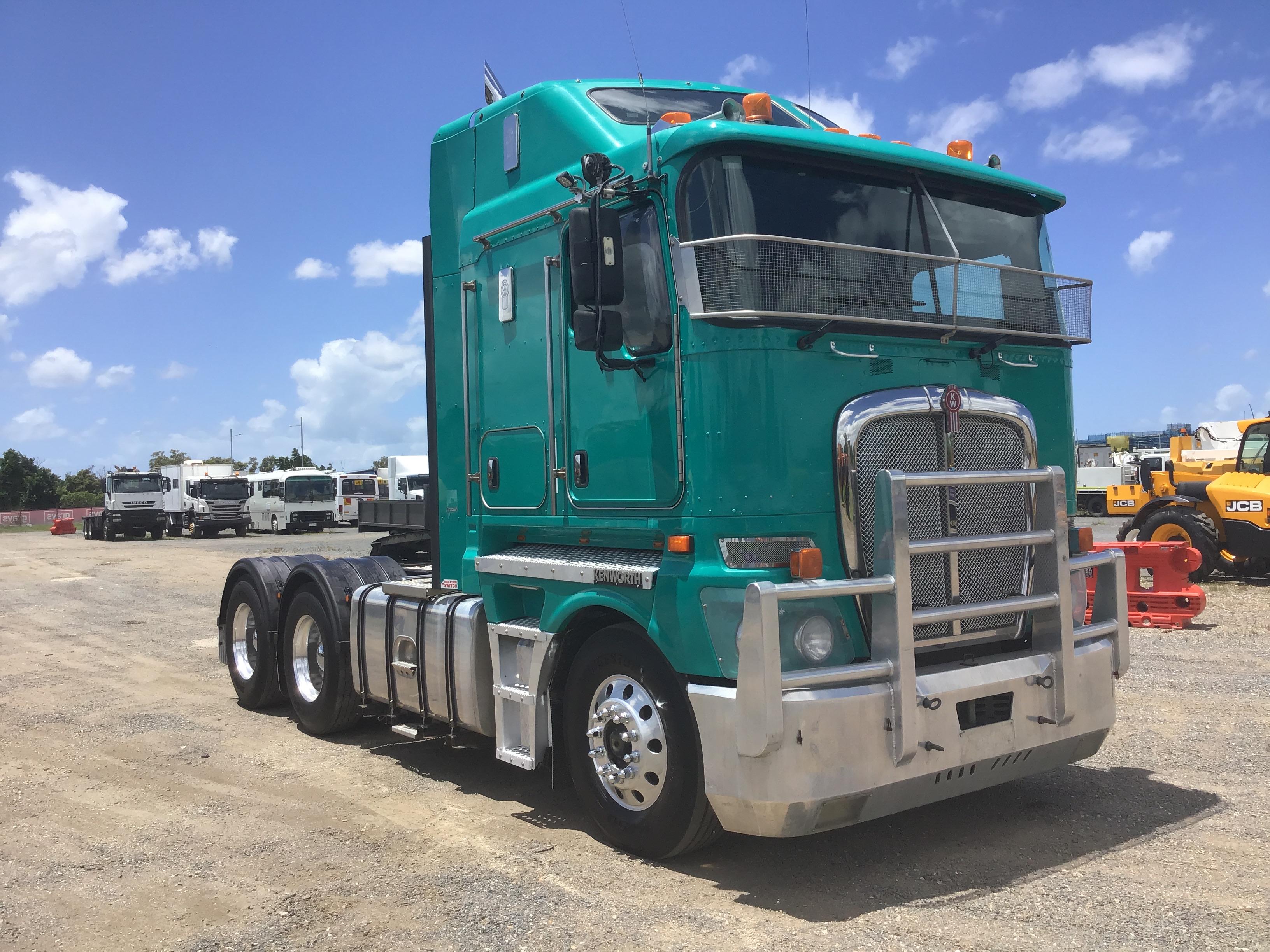 2012 Kenworth K 200 (Ex Fleet) 6 x 4 Prime Mover Truck (Hydraulics)