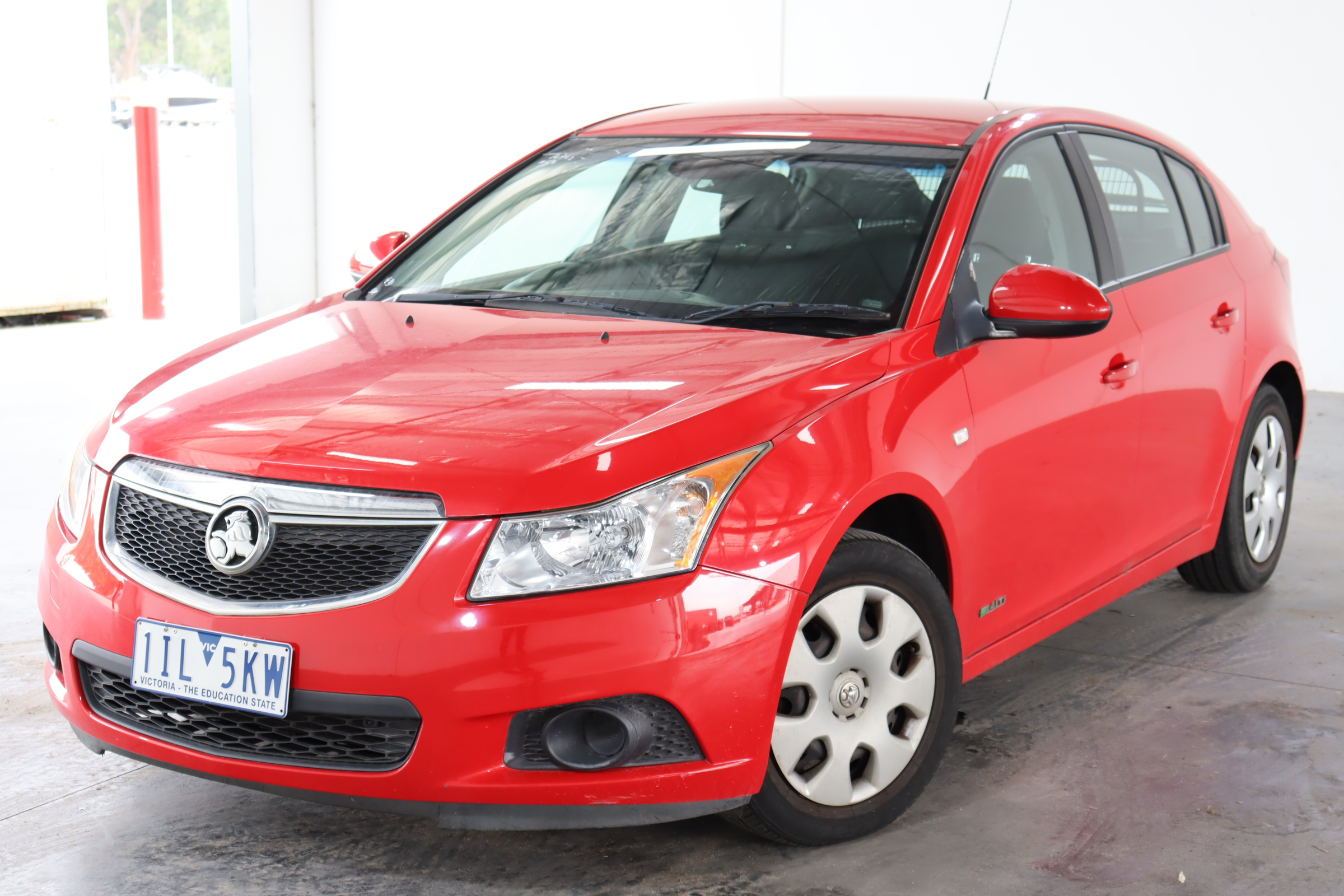 2012 Holden Cruze CD JH Automatic Hatchback