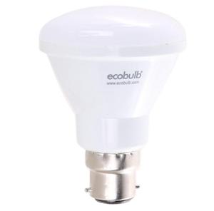 50 x LED Ecobulb 8W, 670 Lumens Bayonet