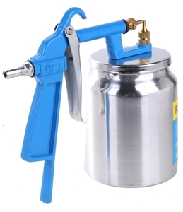 BERENT Air Spray Gun & Pot 750ml. Buyers