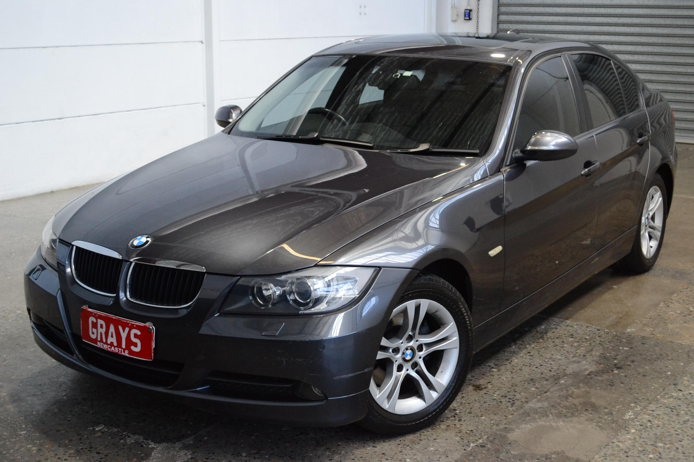2008 BMW 3 20i Executive E90 Automatic Sedan