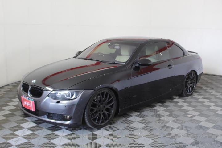 2008 BMW 3 35i E93 Automatic Convertible