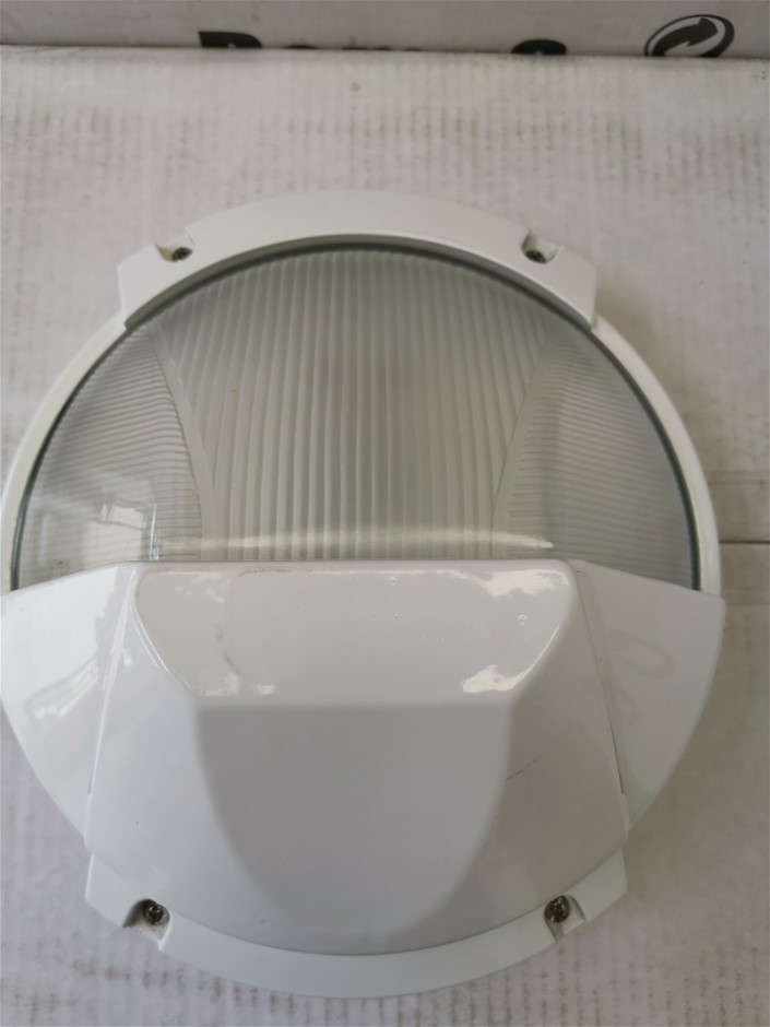 Domus Bunker Light (Artiluce Series) for Outdoor settings - White