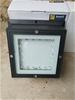 Domus Glossy LED bunker light- matte black RRP $69.95