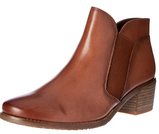 Easy Steps Women's James Boots, Beige (Tan Glove), 8 US, (38EU)