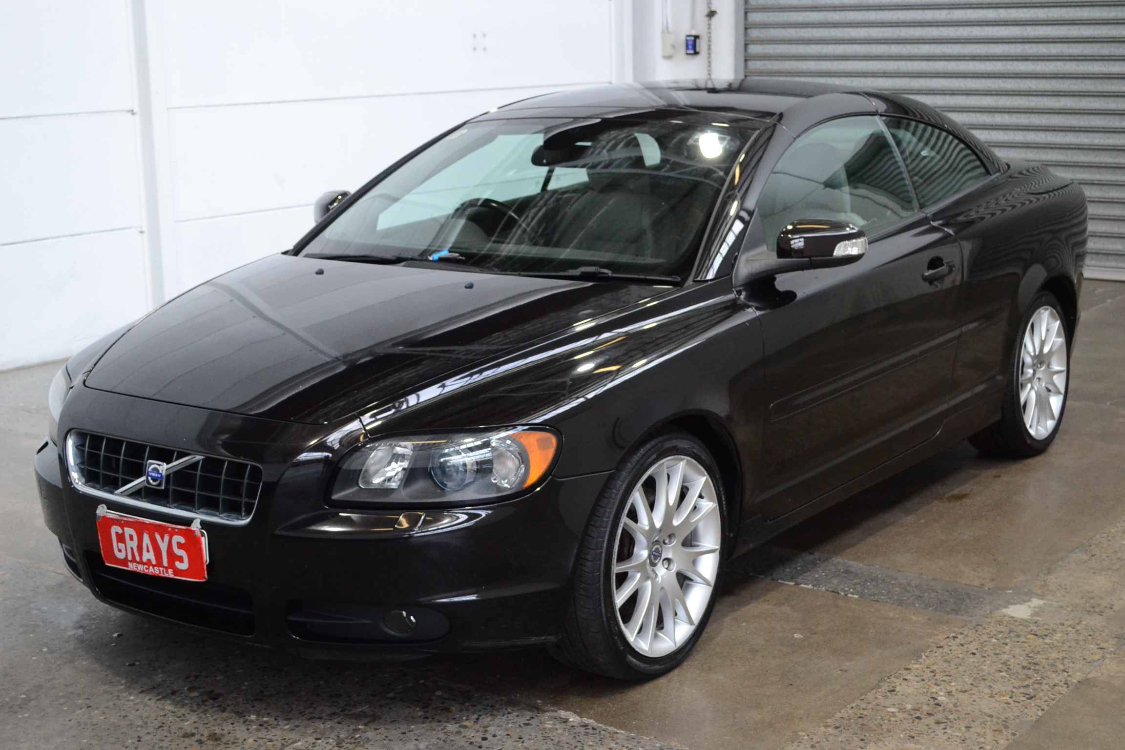 2007 Volvo C70 Convertible T5 Automatic Coupe