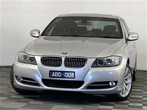 2010 BMW 3 23i E90 Automatic Sedan