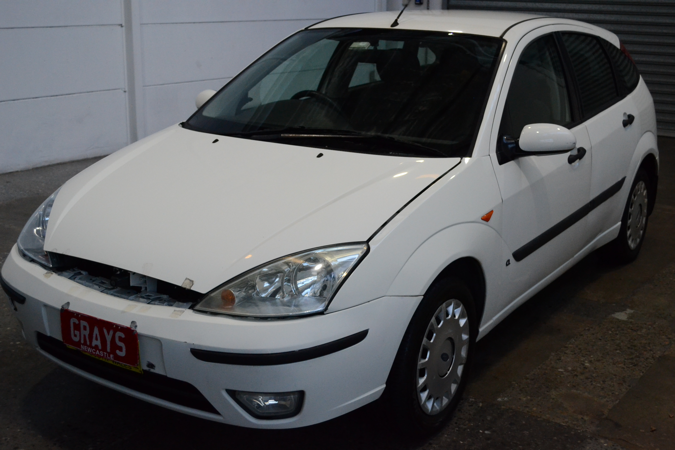 2004 Ford Focus CL LR Automatic Hatchback