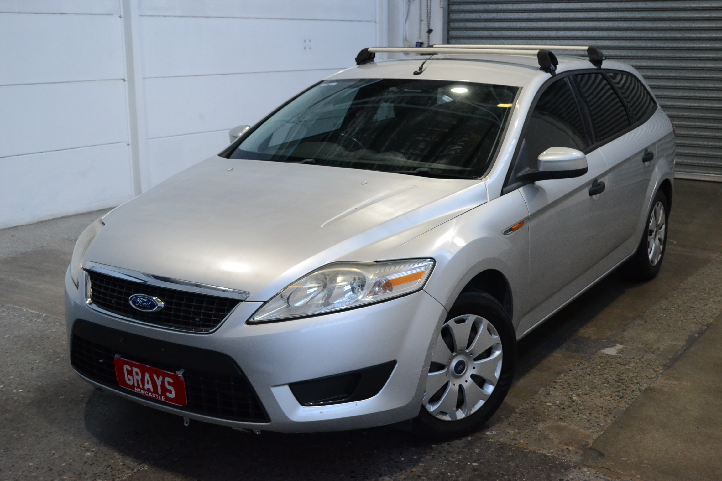 2010 Ford Mondeo LX MB Automatic Wagon
