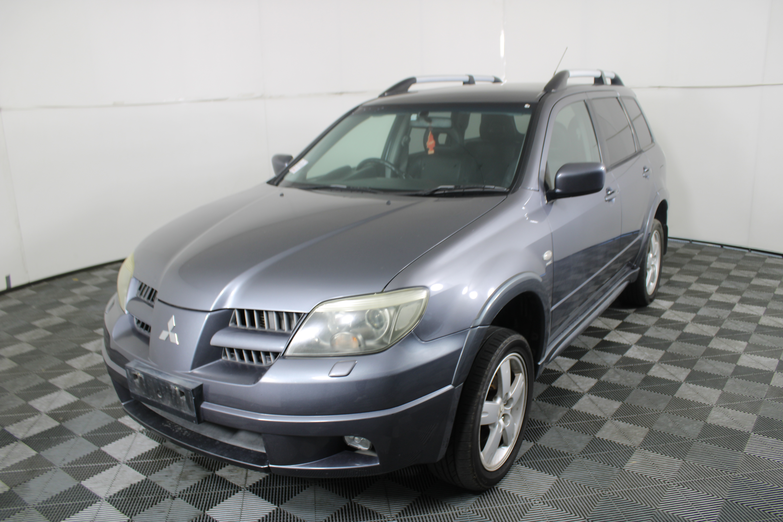 2005 Mitsubishi Outlander VR-X ZF Automatic Wagon