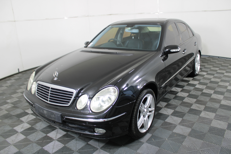 2004 Mercedes Benz E320 Elegance W211 Automatic Sedan