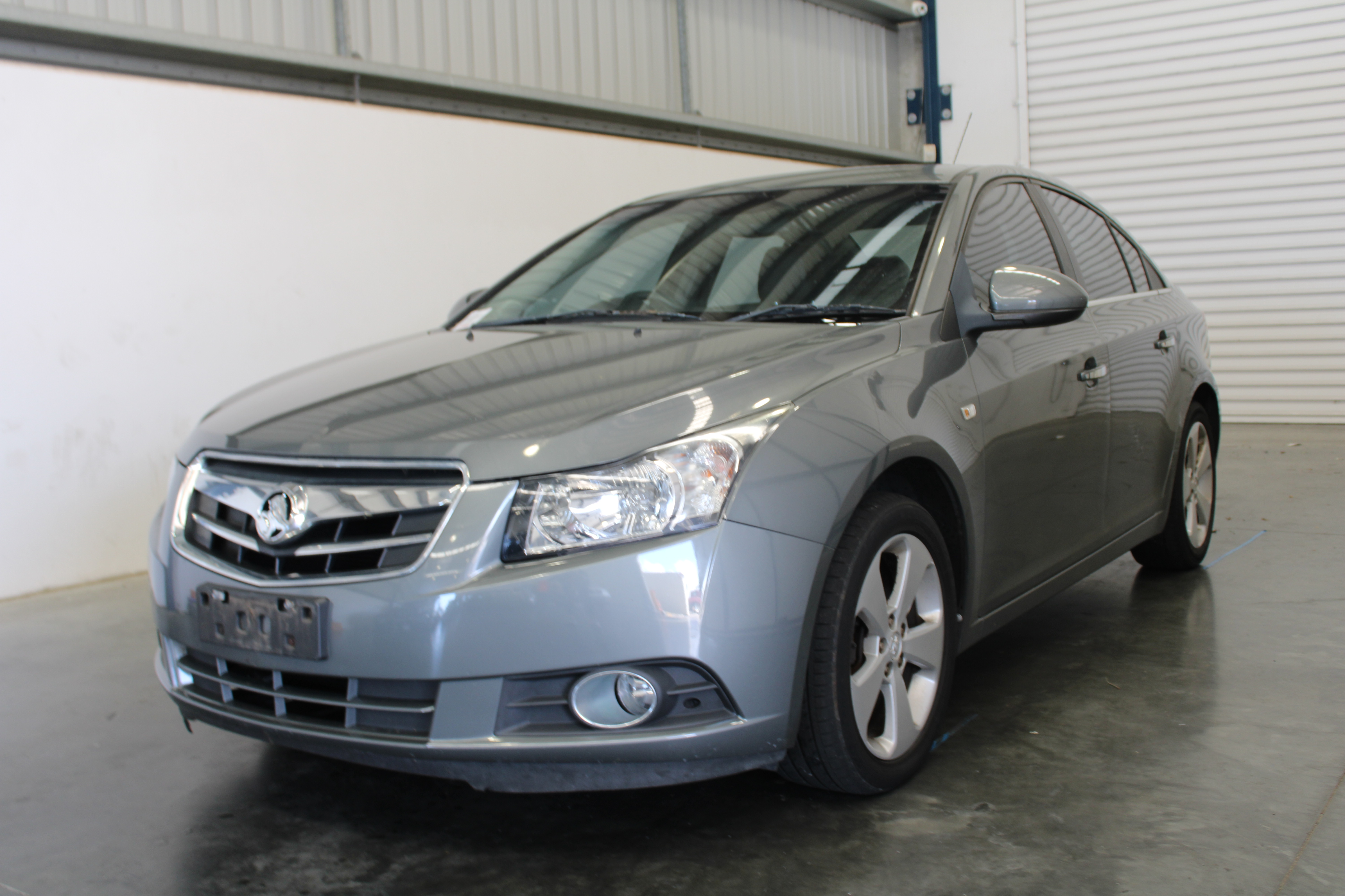 2010 Holden Cruze CDX JG Automatic Sedan