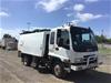 <p>2004 Isuzu  FRR 500 4 x 2 Sweeper Truck</p>