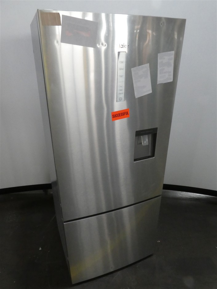 Haier Bottom Mount Refrigerator HBM450HSA1