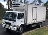 2010 Nissan UD PKC37A 4 x 2 Pantech Refrigerated Body Truck