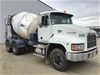 <p>2005 Mack  ML 6 x 4 Concrete Agitator Truck</p>