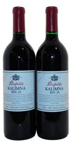 Penfolds Kalimna Bin 28 Shiraz 1993 (2x